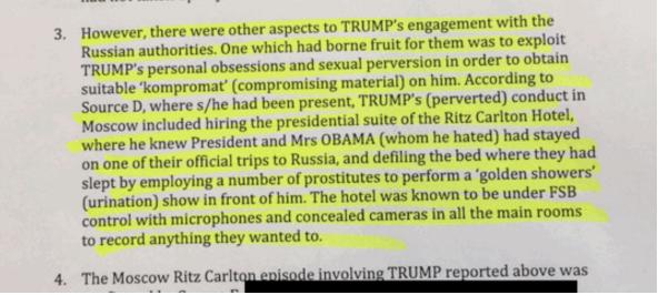 Trump udn die Prostituierten