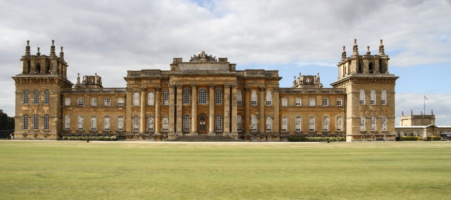 blenheim-palace-1592869_1280