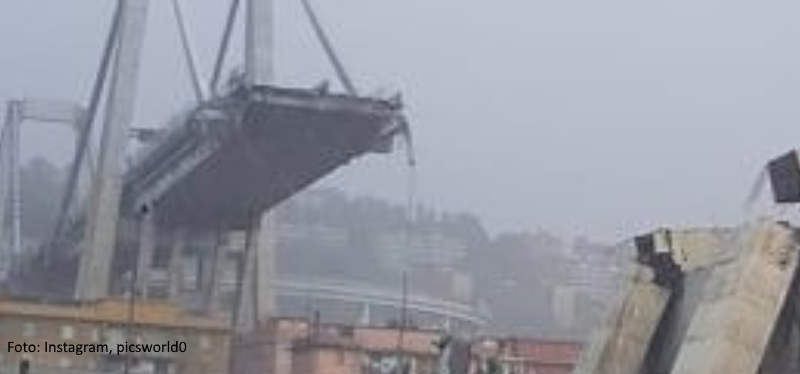 Brücken-Katastrophe-Italien