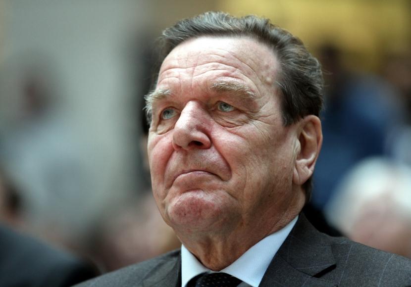 Altkanzler Schröder