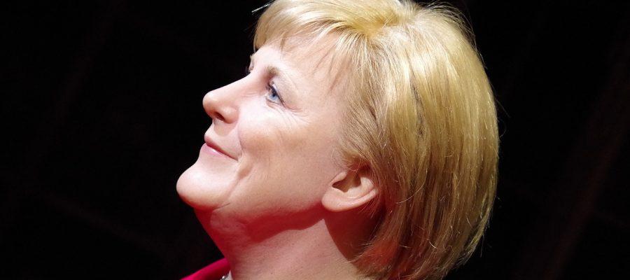 Schwächeanfall Merkel