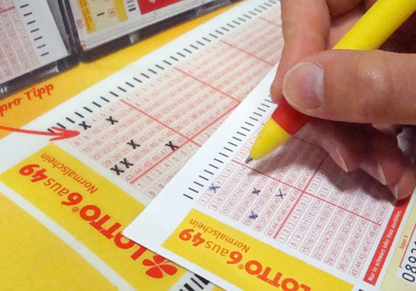 Lottozahlen 28.12 19