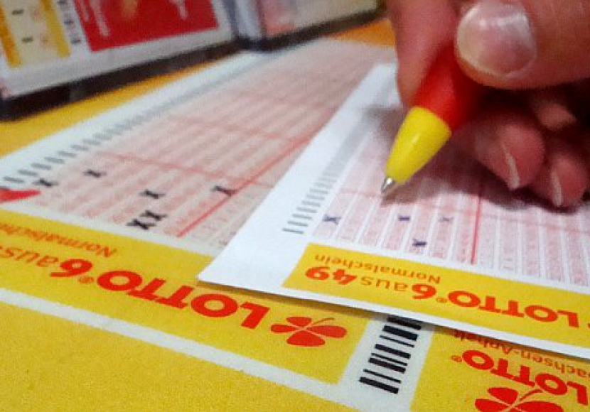 Lottozahlen 01.01 20