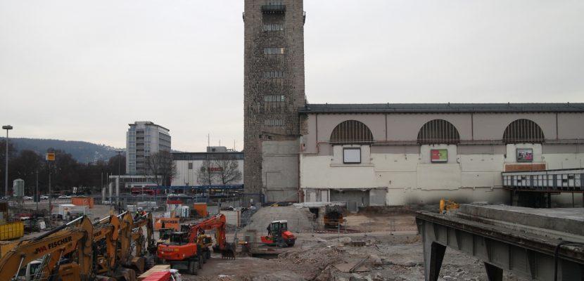 Feuerwehreinsatz München Hauptbahnhof